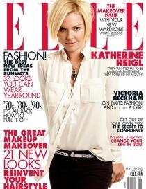 30 años ELLE USA: Katherine Heigl
