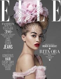 30 años ELLE USA: Rita Ora