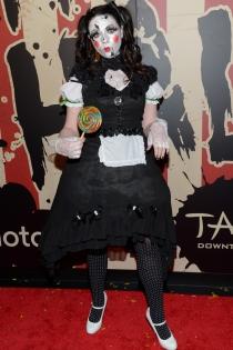Especial Halloween: Michelle Trachtenberg, estupenda de muñeca