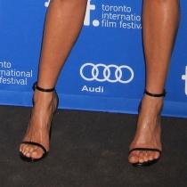 Pies de famosas: los pies de Jennifer Aniston