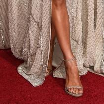 Pies de celebrity: los pies de Jennifer Aniston