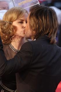 Keith Urban y Nicole Kidman, puro amor