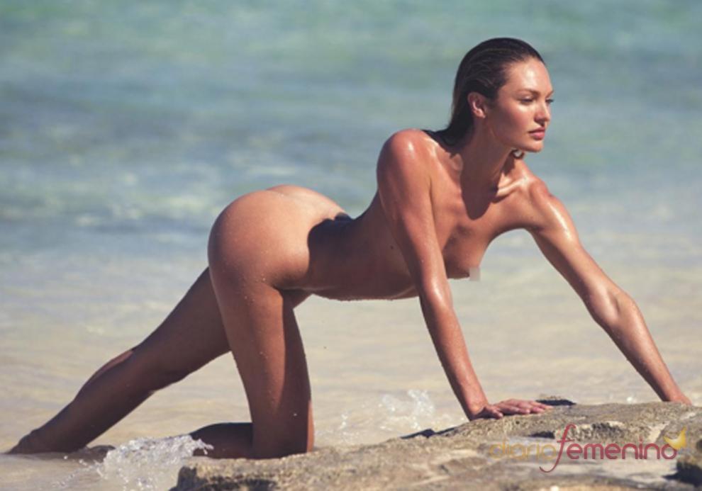 Kelly monaco completamente desnuda