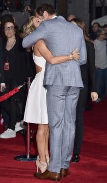 Chris Hemsworth y Elsa Pataky, amor y pasión