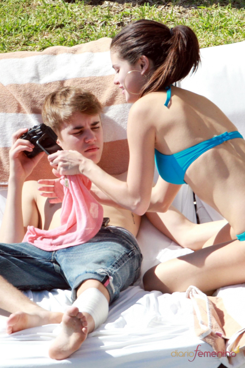 Fotos sexy de Justin Bieber