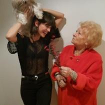 Las navidades más divertidas de Úrsula Corberó en familia
