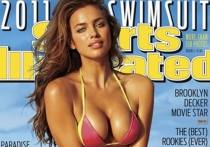 Irina Shayk nos dejó sin palabras con Sports Illustrated