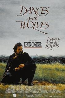 Películas de Kevin Costner: Bailando con lobos