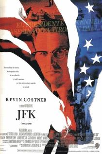 Películas de Kevin Costner: JFK, caso abierto