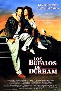 Películas de Kevin Costner: Los búfalos de Durham