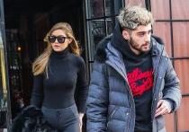 Gigi Hadid y Zayn Malik no ocultan su amor