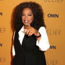Oprah Winfrey lo tiene claro, ella es quien manda aquí