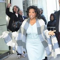 Oprah Winfrey, encantada de haberse conocido