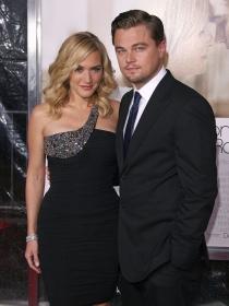 DiCaprio y Kate Winslet, mejores amigos desde Titanic