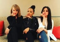 Taylor Swift, también amiga de Camilla Cabello