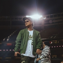 Super Bowl 2016: Bruno Mars se prepara en Instagram