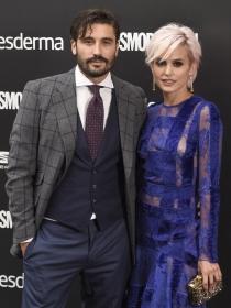 Verónica Echegui con su chico, Álex García