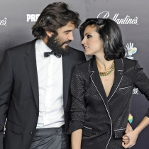 Verónica Echegui y Álex García, pura pasión