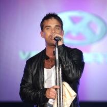 Robbie Williams, dándolo todo por sus fans