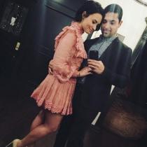San Valentín en Instagram: Demi Lovato, encantada con Wilmer Valderrama