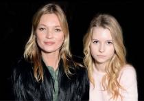 Hermanas en la moda: Kate Moss y Lottie Moss