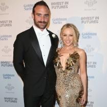 Famosos que se casan en 2016: Kylie Minogue y Joshua Sasse