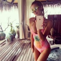 Paris Hilton aparece en Instagram de lo más Barbie