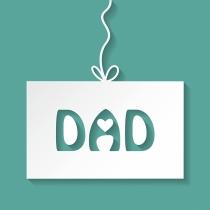 Tarjetas para el Día del Padre: el triunfo de la sencillez