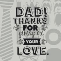 Tarjetas para el Día del Padre: un agradecimiento de amor