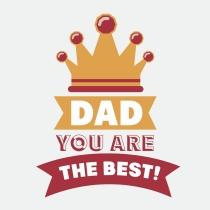 Tarjetas para el Día del Padre: porque es el mejor