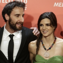 Clara Lago y Dani Rovira se conocieron en el trabajo