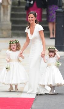 Pippa Middleton, la dama de honor por excelencia