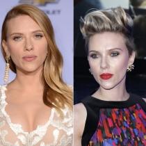Cortes de pelo famosas: Scarlett Johansson, muy guapa