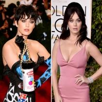 Cortes de pelo famosas: Katy Perry, siempre estupenda