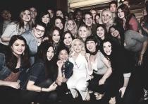 Oscars 2016 en Instagram: Lady Gaga, por las víctimas de acoso sexual