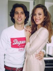 Jessica Bueno y su marido, el futbolista Jota Peleteiro