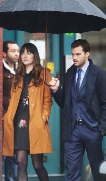 50 sombras más oscuras: Christian Grey y Anastasia, juntos de nuevo