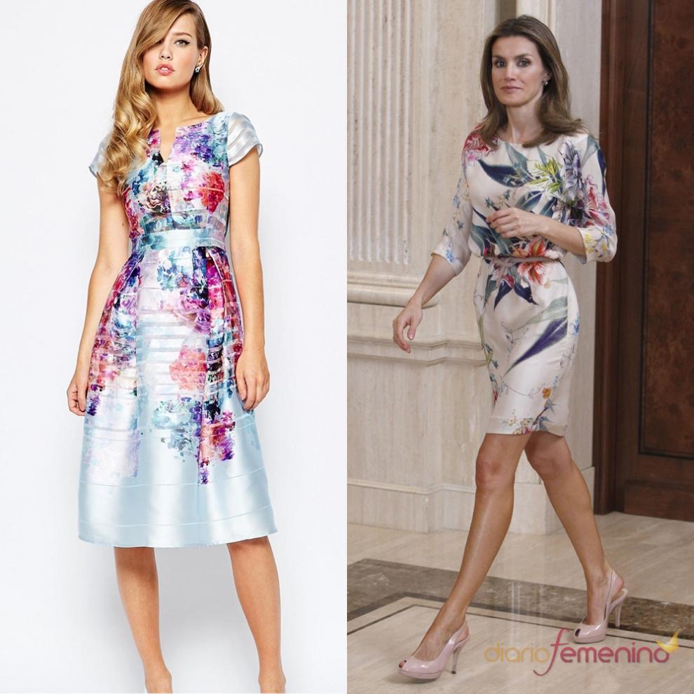 Vestidos de comuni n para madres las flores de la reina - Como poner el traje de comunion en casa ...