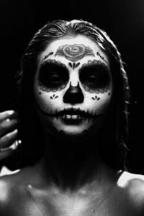 Halloween: Selena Gomez, una catrina mexicana muy sexy