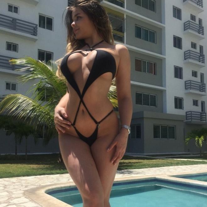El bañador más hot de Anastasiya Kvitko