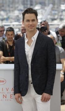 Cannes 2016: Matt Bomer, siempre estupendo