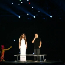 Canciones Juegos olímpicos: You and me de Liu Huan y Sarah Brigtman