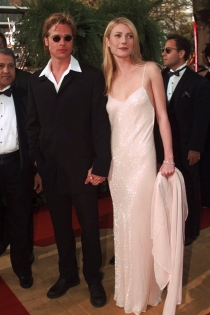 Parejas que no recordábamos: Gwyneth Paltrow y Brad Pitt