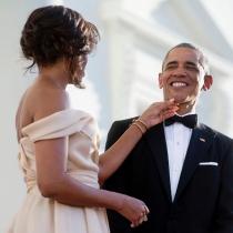 Frases de amor de famosos: Michelle a Barak Obama