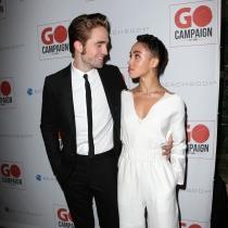 Terapia de pareja de famosos: Robert Pattinson y FKA Twigs