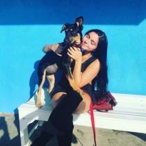 Perros de famosos: Chloe, el amigo de Ariel Winter