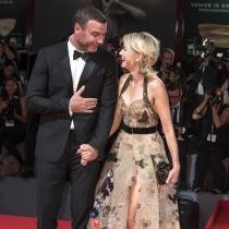 Rupturas inesperadas: Naomi Watts y Liev Schreiber