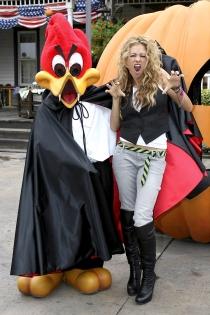 Halloween: Ve a parque de atracciones