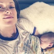 Lactancia materna: Olivia Wilde, una mamá orgullosa