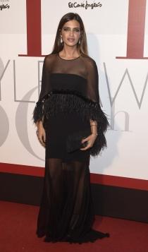 ELLE Style Awards 2016: Sara Carbonero, sexy de negro
